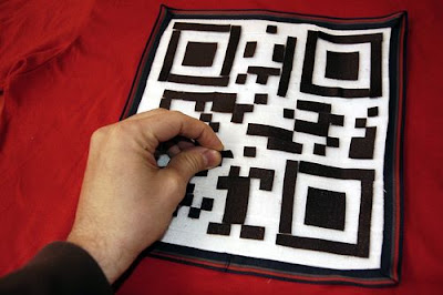 Cool QR Code Inspired Products and Designs (15) 10