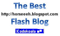 The Best Flash Blog Kodokoala Award Part 1