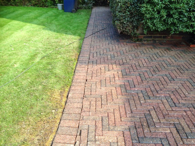 patio and driveways cleaning cambridge