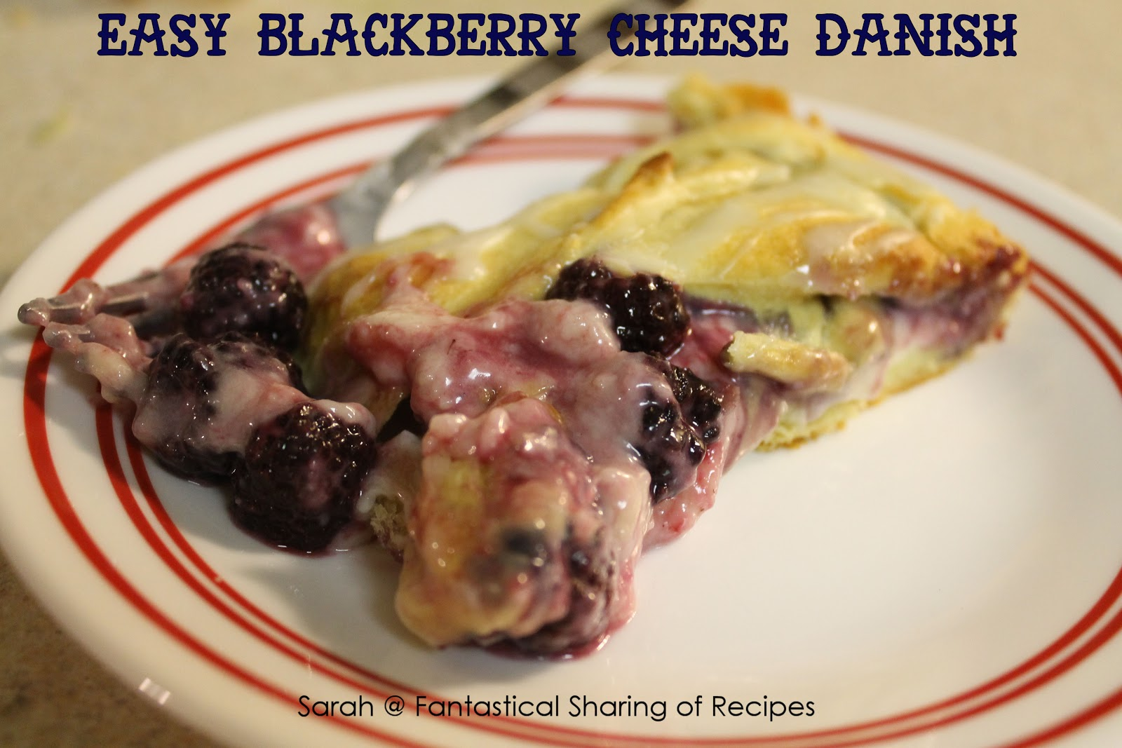 Fantastical sharing of recipes easy blackberry cheese danish easy blackberry cheese danish this breakfast is simple fast and over the forumfinder Gallery