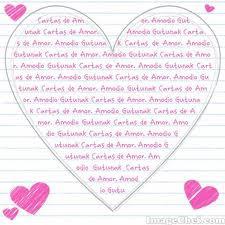 Cartas de amor para mi chica en Carta para mi chica