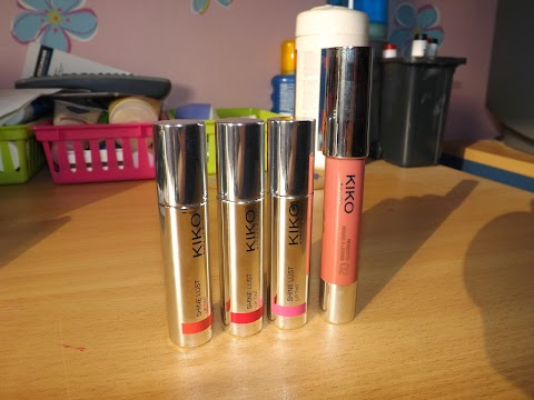 Review KIKO- De lip producten