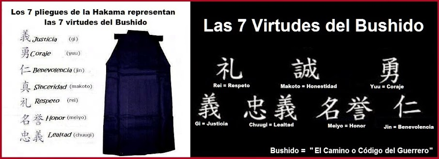 Hakama, vestimenta heredada del Samurai