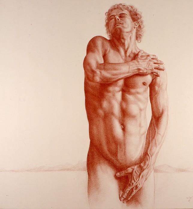 Hiperrealista Desnudos Masculinos En El Arte Contempor Neo