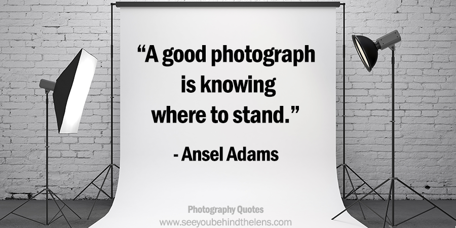 Top 20 Photography Quotes from DVP: Number 20 from Ansel Adams