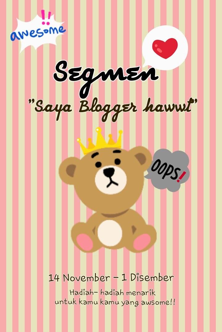 Saya Blogger Hawwt