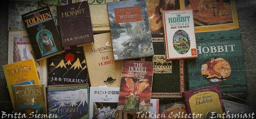 Britta Siemen | Tolkien Collector & Enthusiast