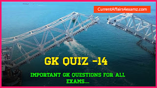 GK Quiz for SSC CHSL Exam 2015