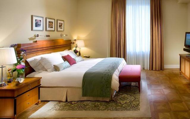 Desain kamar tidur hotel 1