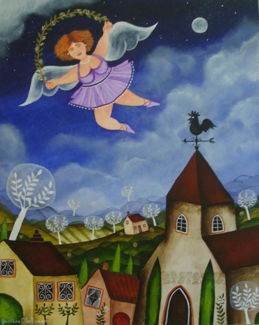 Even Angels do Ballet