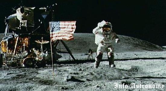 Inilah 10 Manusia yang Pernah Mendarat di Bulan