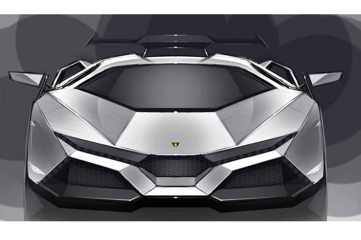The World of Otomotif: Cnossus Lamborghini Super Concept Cars