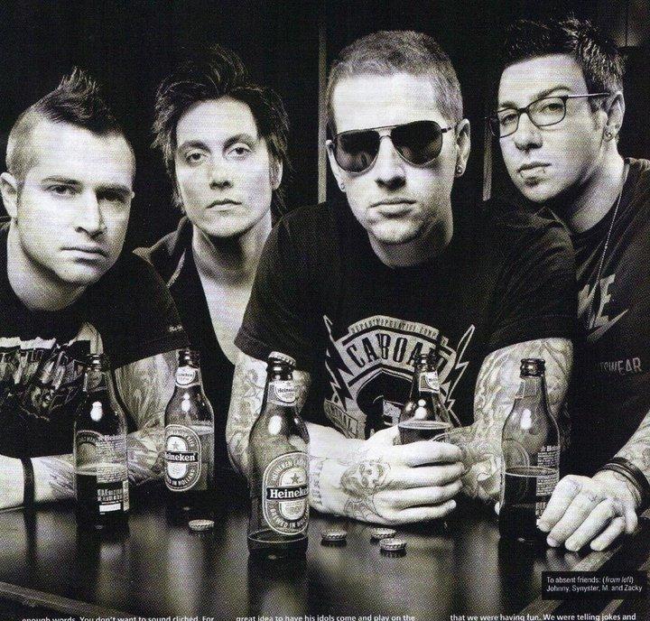 Lirik lagu God Hates Us - Avenged Sevenfold