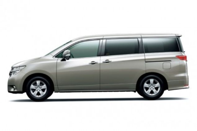 New Nissan Elgrand