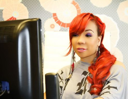 On episode 9 of t i and tiny the family hustle star tameka tiny cottle