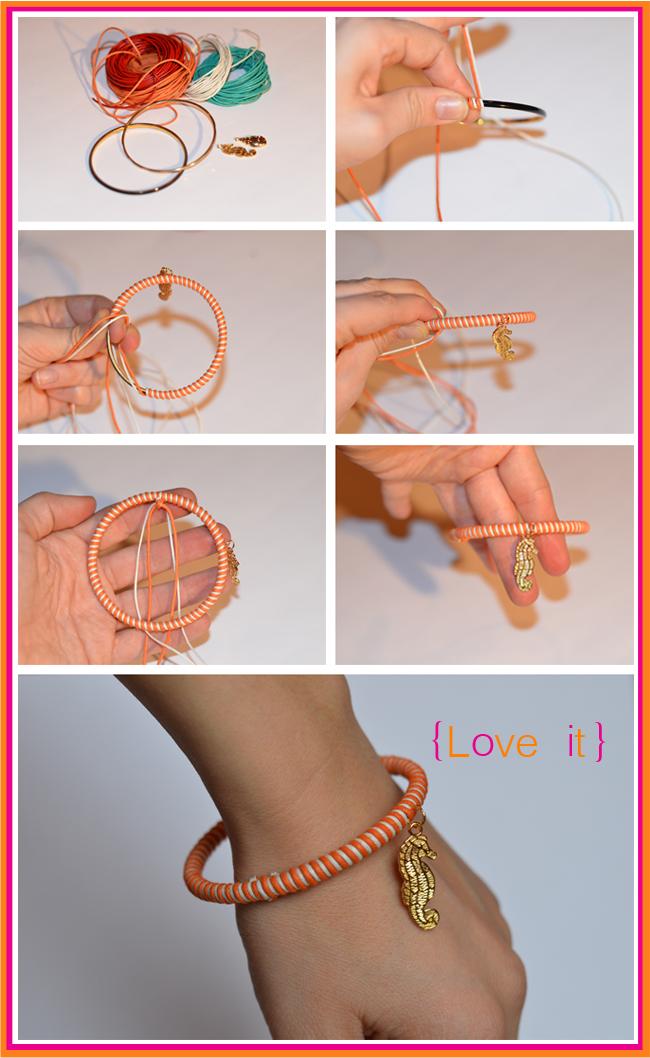 Как сделать друзьям браслеты своими руками 25