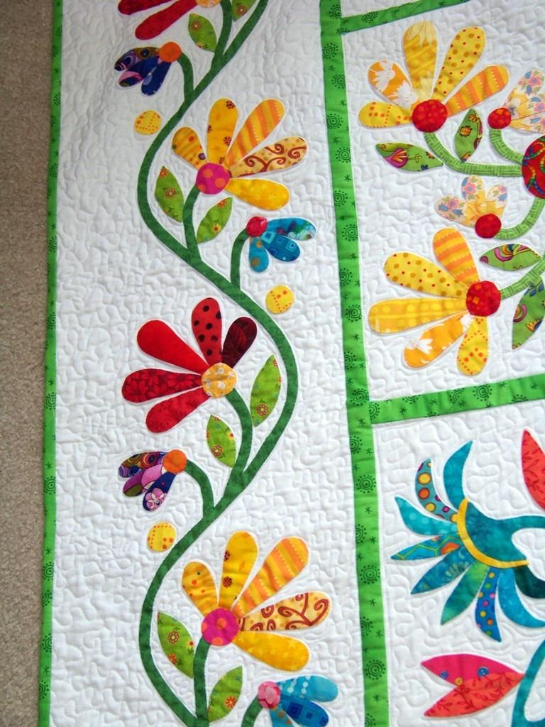 Attic Window Quilt Shop How Does Your Garden Grow