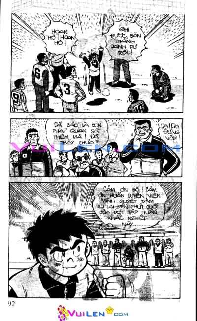 Jindodinho - Đường Dẫn Đến Khung Thành III  Tập 12 page 92 Congtruyen24h