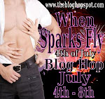 When Sparks Fly 4th of July Blog Hop