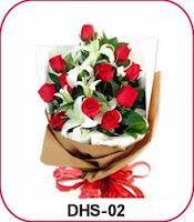 bunga hand bouquet spesial