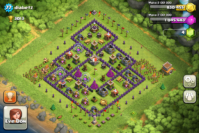 Clash of Clans Hile Android İndir