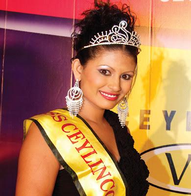 Miss Ceylinco VIP 2012
