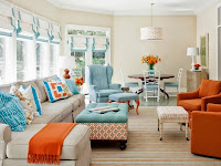 Warm Or Cool Colors For Living Room