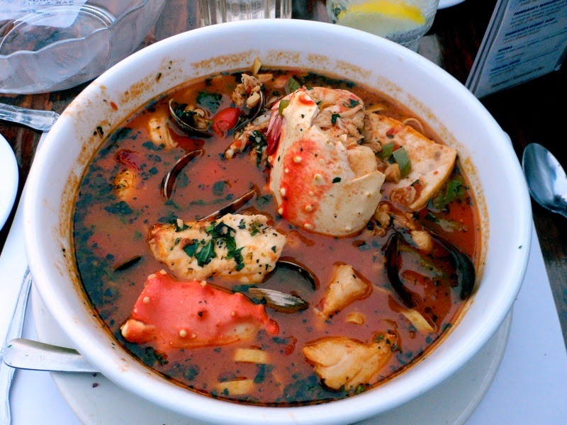 Cioppino photo by Kelly Sue DeConnick at Flickr/CreativeCommons