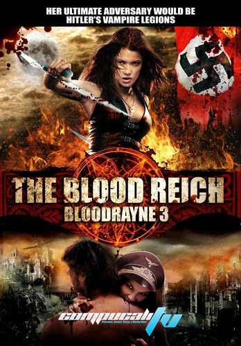 BloodRayne 3 The Third Reich DVDRip Español Latino