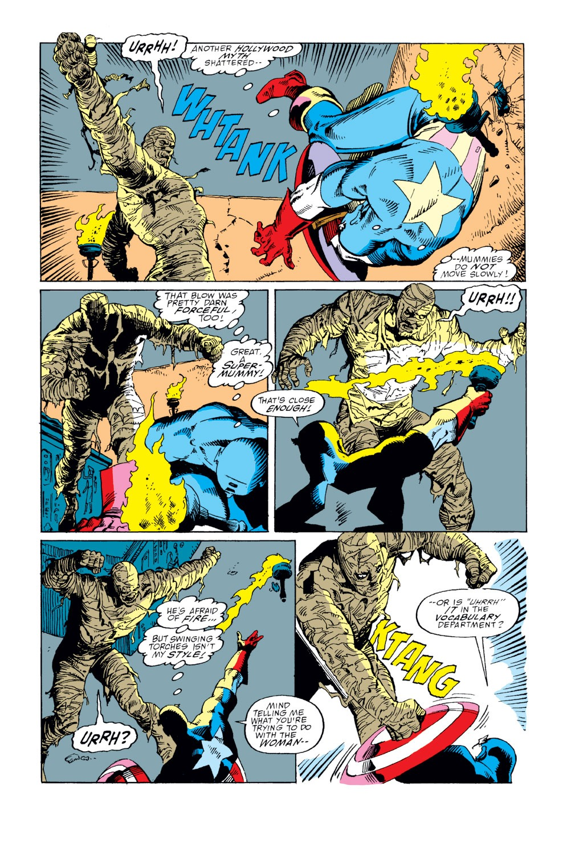 Captain America (1968) Issue #361 #294 - English 10