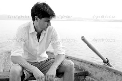 love poetry, poetry, poem, broken heart poetry, poetry about man, fall in love, innocent man, lonely man, alone, man on the boat