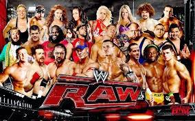 تفاصيل واحدات عرض مصارعة RAW الثلاثاء 31ديسمبر 2013