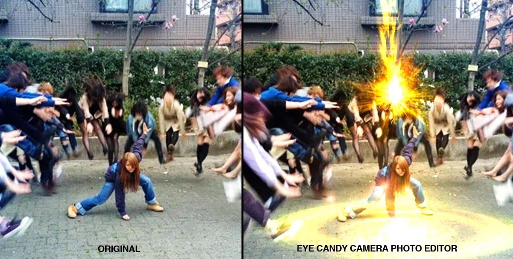EYE CANDY CAMERA PHOTO EDITOR v6.6
