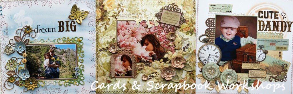 Cards & Scrapbook Workshops