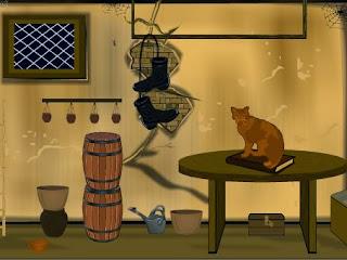 Juegos de escape online Antique Room Escape