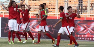 Video Gol Indonesia vs Kamboja 6-1 SEA Games 2015