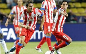 أهداف مباراة اتلتيكو مدريد وتشيلسي 4-1 في نهائي السوبر الاوروبي 31-8-2012