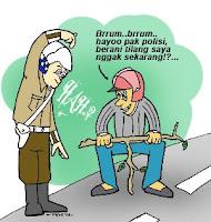 Tips Ditilang Polisi