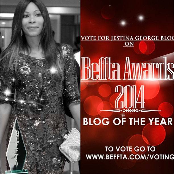 VOTE FOR JG BLOG BEFFTA BLOG OF THE YEAR AWARDS