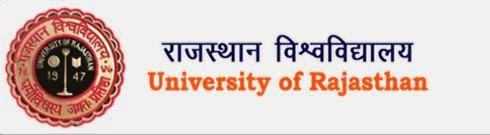 Rajasthan University 2015 Timetable