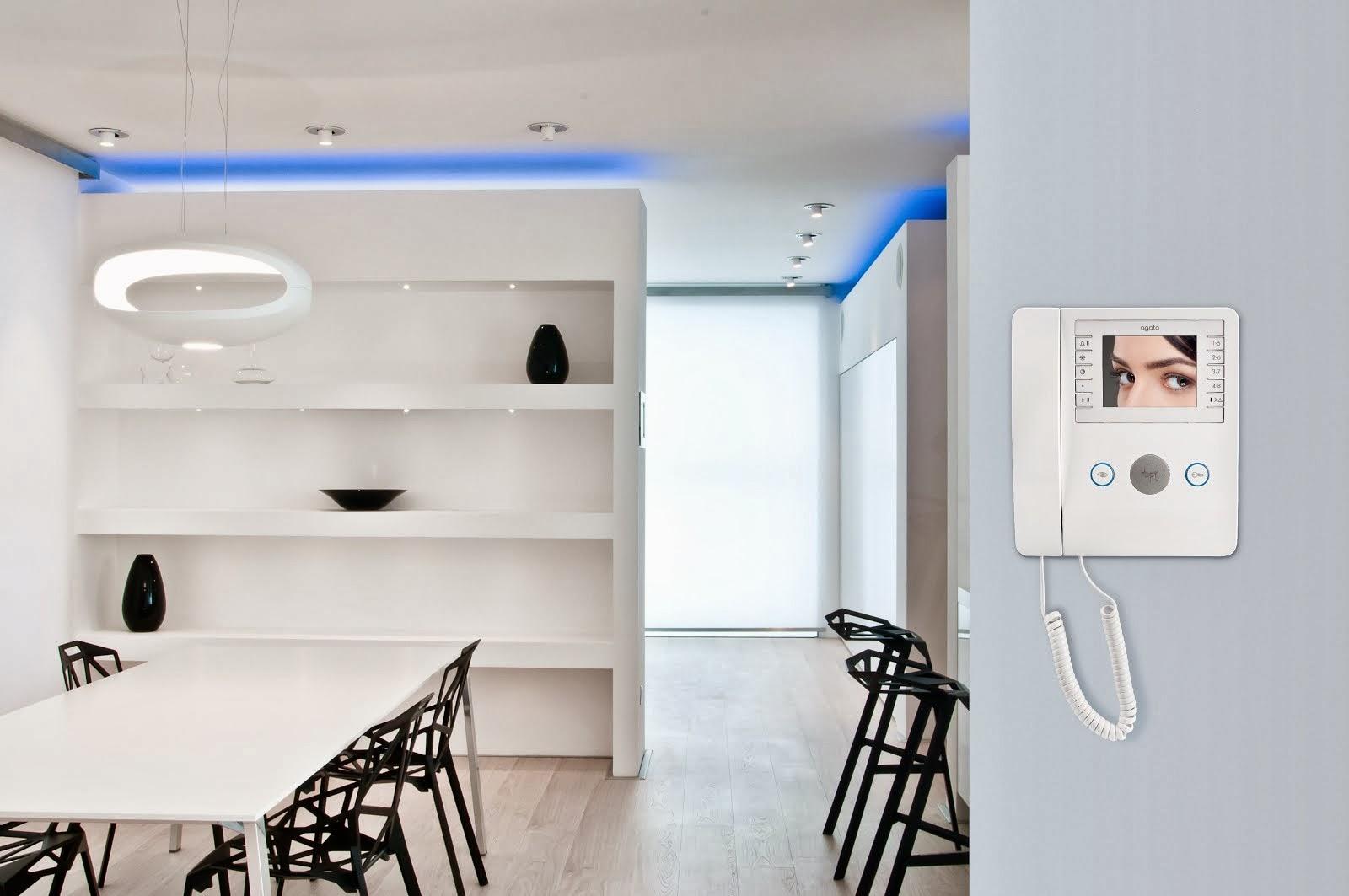 Arredo e design bpt arreda la casa con agata il nuovo for Nuovo design della casa con planimetria