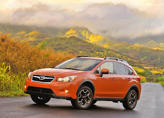 Subaru's new XV Crosstrek a good first effort