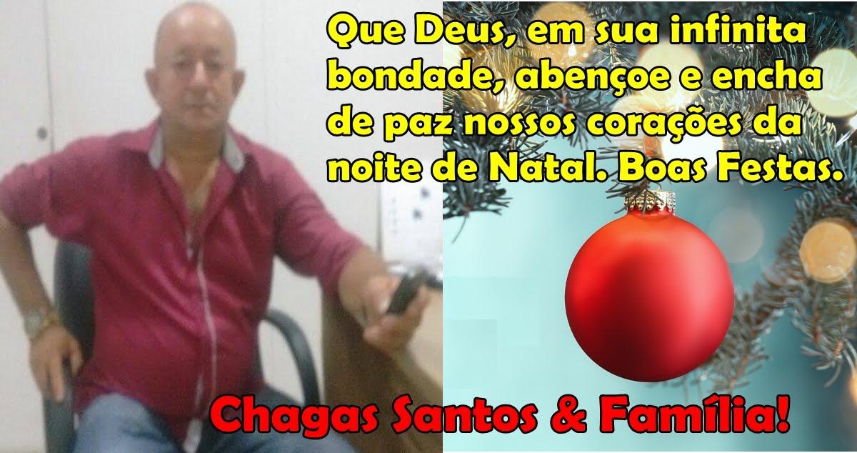MENSAGEM DE CHAGAS SANTOS