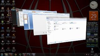 Cara Menggunakan Flip 3D di Windows 7
