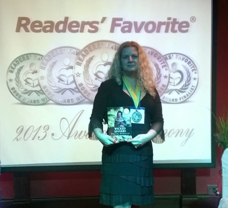 2013 Readers' Favorite Winner