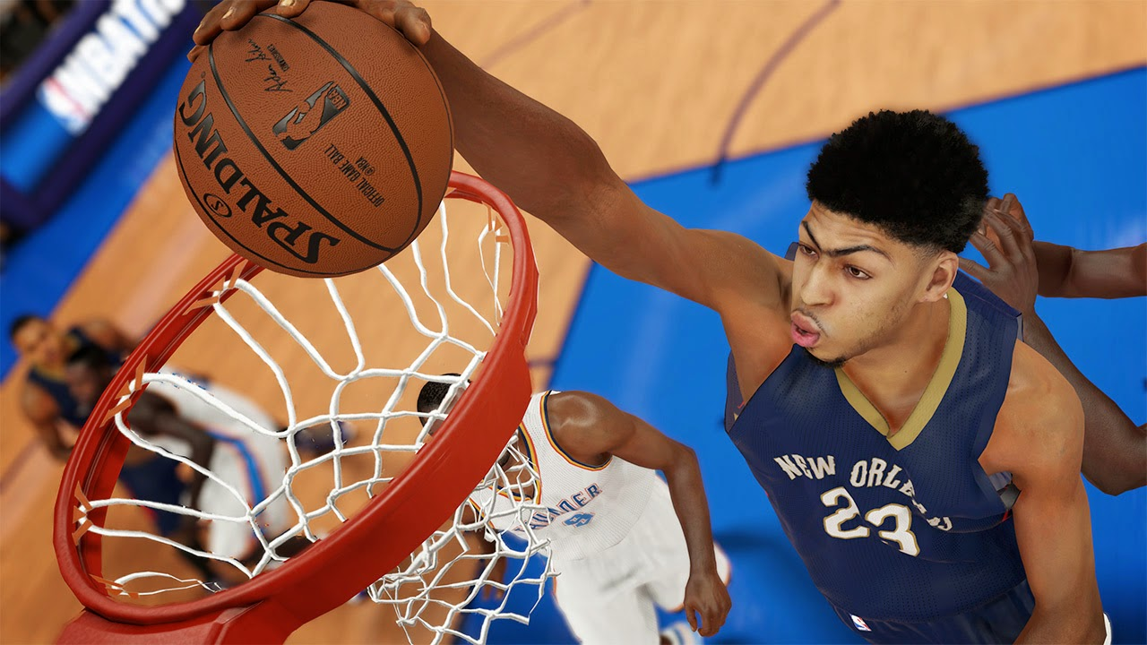NBA 2K15 Player Ratings Revealed #20 - #11