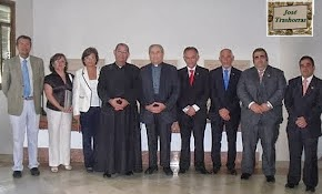 VISITA A D. IGNACIO NOGUER CARMONA