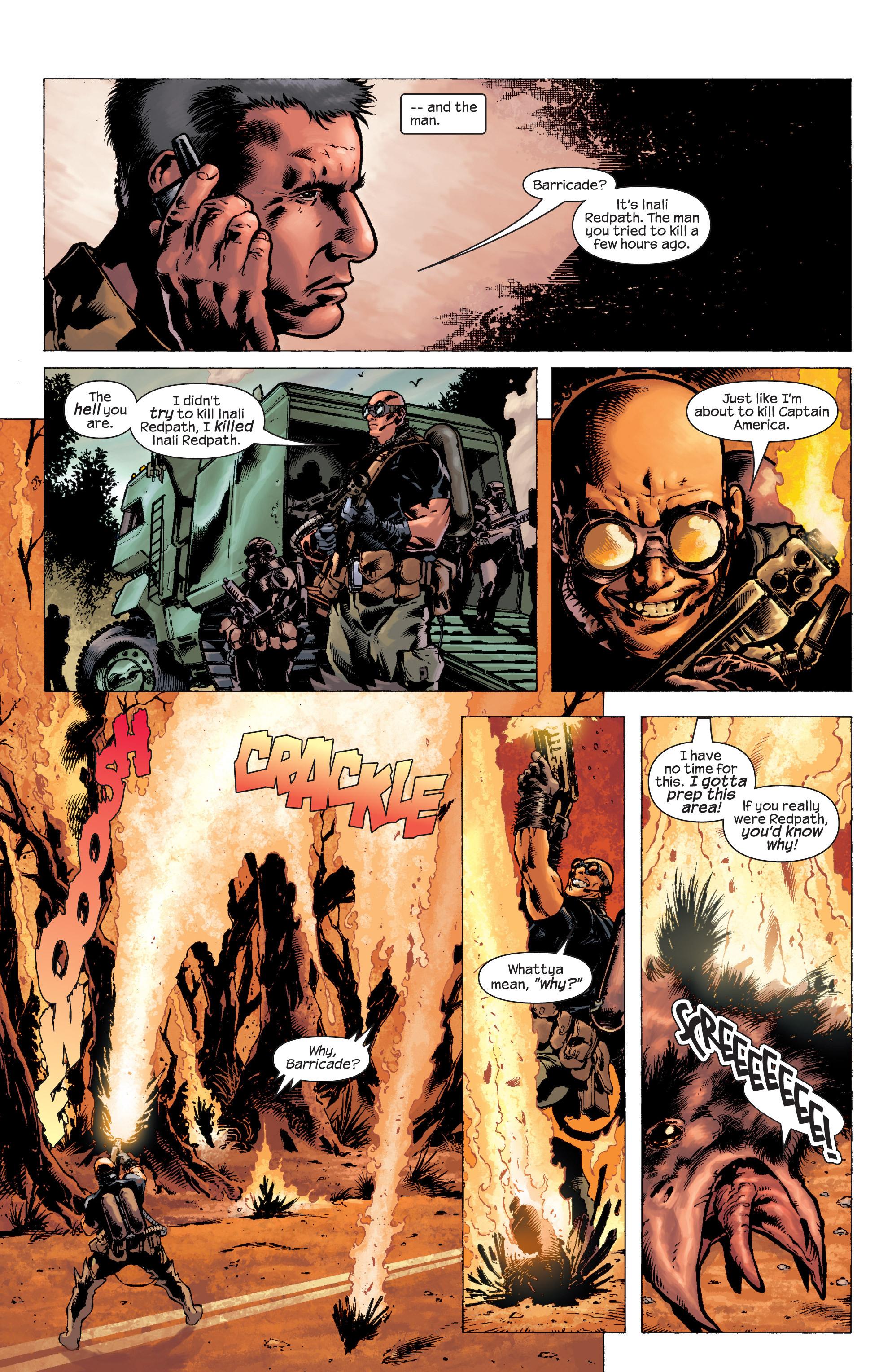 Captain America (2002) Issue #8 #9 - English 13