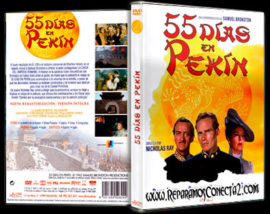 55 Dias en Pekin [1963] Cine Clasico