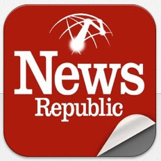 News Republic pour tablette Android